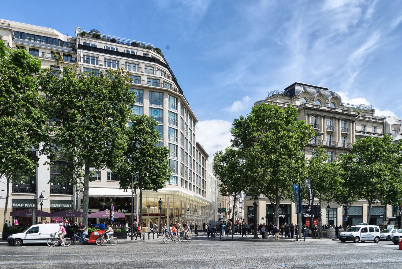 50 avenue des Champs-Elysées, Paris | Loci Anima