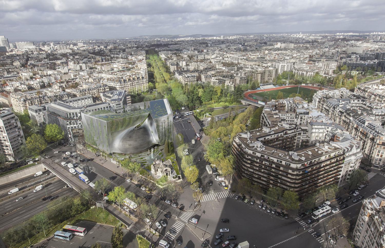 La Nouvelle Scène, Réinventing Paris - Ternes — © Loci Anima