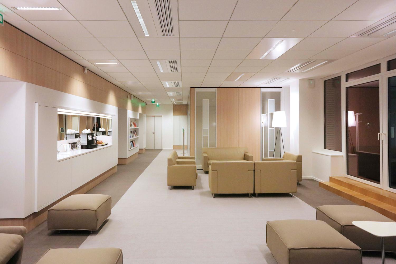 Bureaux In Situ , Boulogne-Billancourt — © Loci Anima
