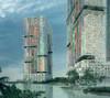 Siamese Towers at Hô-Chi-Minh, Vietnam — © Loci Anima