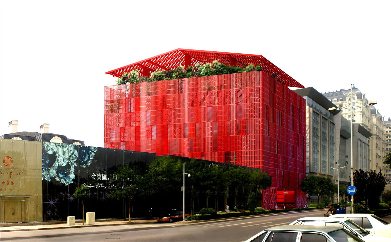 Maison Cartier, Beijing — © Loci Anima